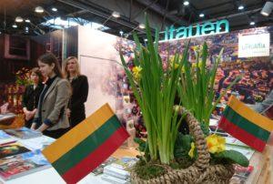 Leipziger Buchmesse: Litauen