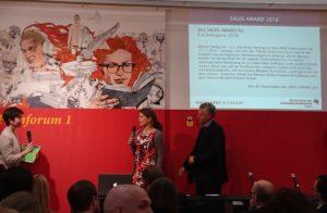 Leipziger Buchmesse: Sales Award