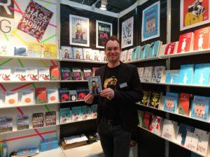 Leipziger Buchmesse: Satyr Verlag