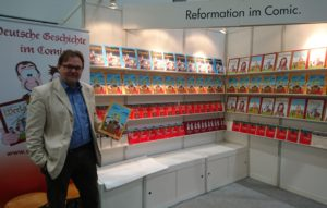 Leipziger Buchmesse: Luther