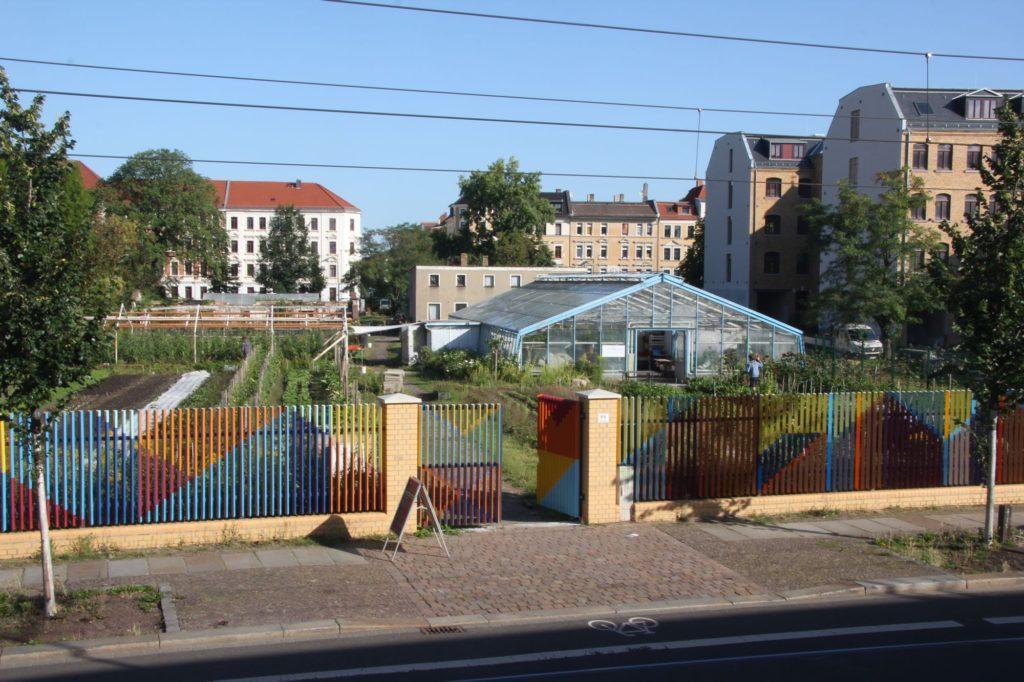 Standort der Annalinde Gärtnerei Standort
