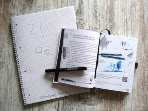 DY und Sketchbook: Anleitungen zum Kritzeln