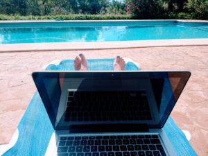 Die Freitagsgefühl Redaktion testet das Leben als digitale Nomadin