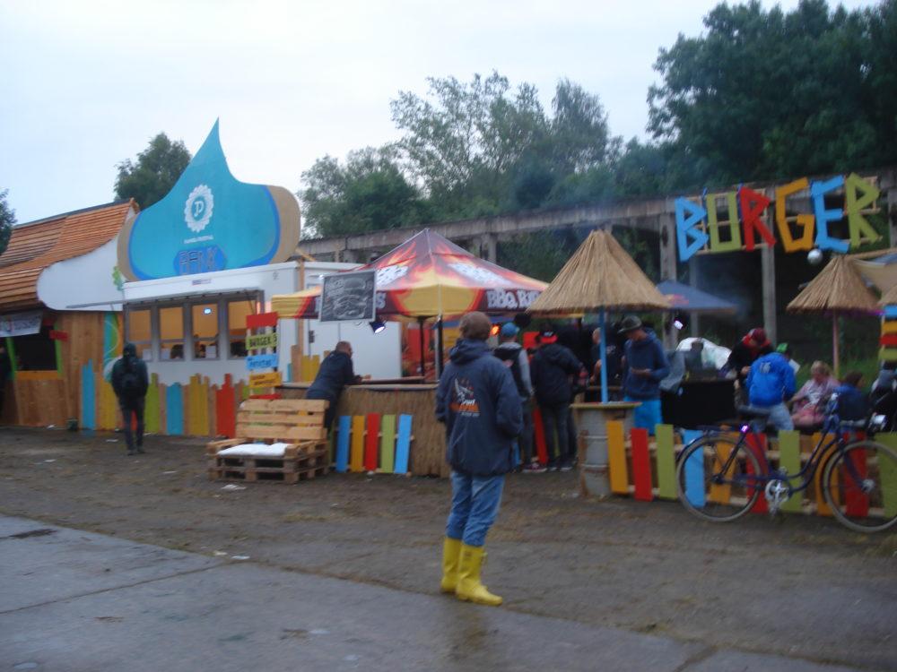Pangea Festival ist auch im Regen schön