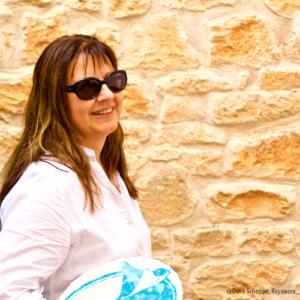 Doris Schupp: Gründerin vom Coworking Space Rayaworx