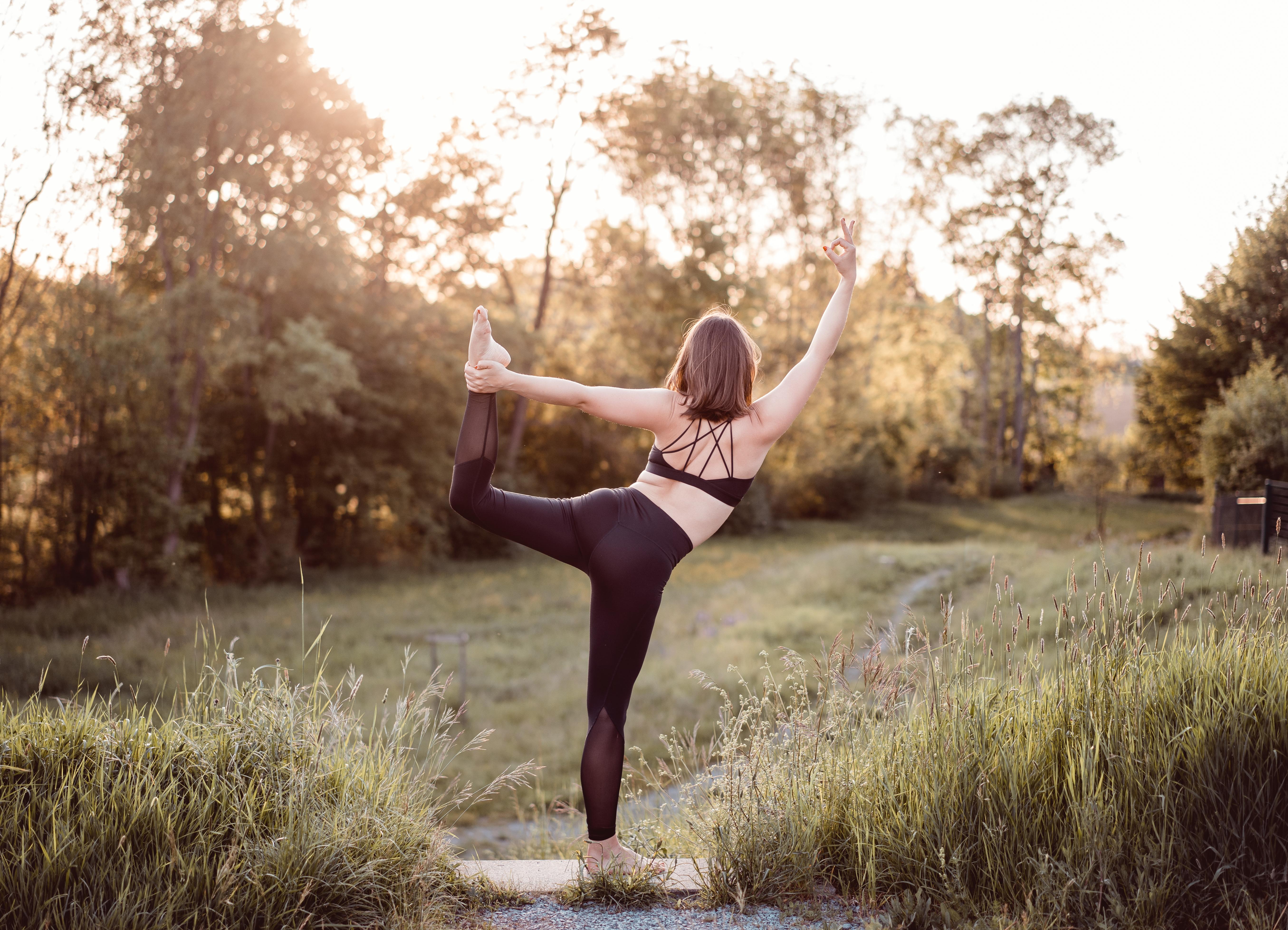 Der Traum vom Yoga: Amazing Amy lebt ihn!