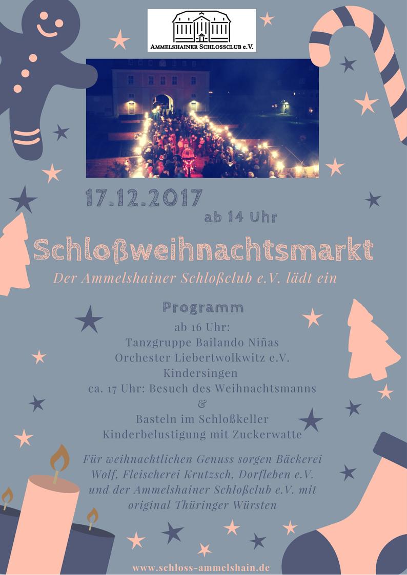 Weihnachtsmärkte in der Region Leipzig